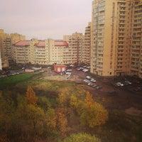Photo taken at 4 корпус by Julia Z. on 10/18/2013
