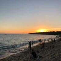 Photo taken at 白沙灣 Baishawan Beach by Xenia Y. on 5/2/2018