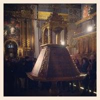 Photo taken at Monasterio De Yuso by Beatriz M. on 12/8/2012