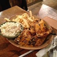 Photo taken at Nando's by Max R. on 2/17/2013
