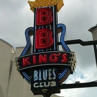 Photo taken at B.B. King's Blues Club by Catalina D. on 7/26/2013