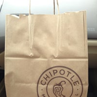 Photo taken at Chipotle Mexican Grill by Breanna W. on 7/19/2013