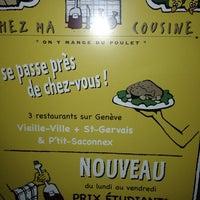 Photo prise au Chez ma cousine par Amin S. le11/30/2013