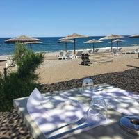 Photo taken at Thalatta Seaside Hotel by Eleni N. on 6/10/2017