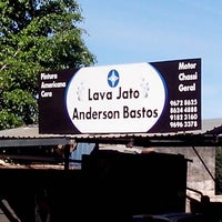 Photo taken at Lava jato do Anderson by Emerson W. on 4/19/2014