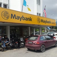 Photo taken at Maybank by Muhamad S. on 7/17/2014