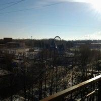 Foto diambil di Дом иностранного специалиста /DIS hotel oleh KiRill pada 3/27/2014