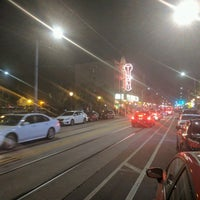 Photo taken at The Delmar Loop by Rory P. on 4/15/2017
