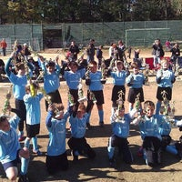 Photo taken at Forest Hills Little League Fields by Rory P. on 11/4/2012