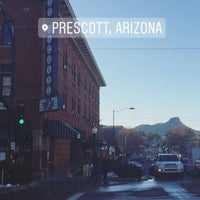 Photo taken at Prescott, AZ by Nurcan N. on 12/31/2016