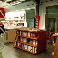 Photo taken at Ubik librerie by Valentina G. on 3/12/2014
