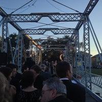 Photo taken at Magnolia Bridge by Tom S. on 11/2/2013