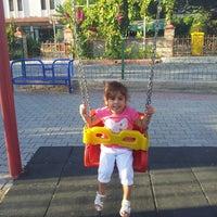 Photo taken at Çocuk Oyun Parkı by Ismet Y. on 9/10/2013
