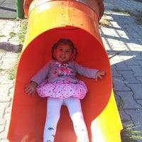 Photo taken at Çocuk Oyun Parkı by Ismet Y. on 11/2/2013