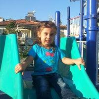 Photo taken at Çocuk Oyun Parkı by Ismet Y. on 9/22/2013