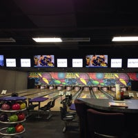 Photo taken at Landoll Lanes by Matt F. on 10/8/2013