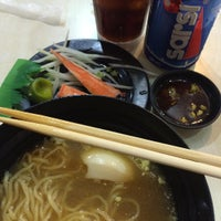 Photo taken at Sushi King by jcjames A. on 9/10/2015