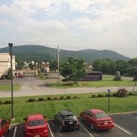 Photo taken at Holiday Inn Express Fishkill-Mid Hudson Valley by Chris B. on 7/13/2014