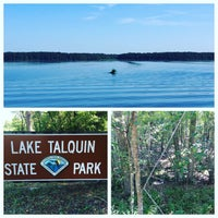 Photo taken at Lake Talquin State Park by Ted J B. on 8/22/2016