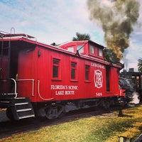 Orange Blossom Cannonball (Tavares Eustis & Gulf Railroad)