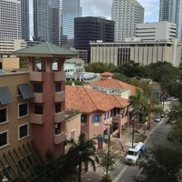 Photo taken at The Shops At Mary Brickell Village by Ted J B. on 12/9/2012
