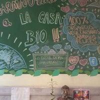 Photo taken at Bio Restaurant by Diana D. on 9/5/2015