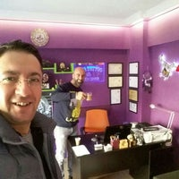 Photo taken at Bandırma Real Tatto by Mustafa D. on 12/5/2015