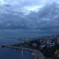 Photo taken at Darıca by Hussein S. on 2/10/2013