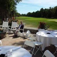 Photo taken at Blue Heron Pines Golf Club by MCP on 9/15/2013