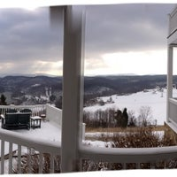 Photo taken at Inn at Riverbend by Jason K. on 1/26/2013
