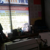 Photo taken at Setia Tour Office by Agung T. on 9/3/2013