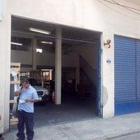 Photo taken at Unitelco Galpão by Ralf P. on 4/10/2014