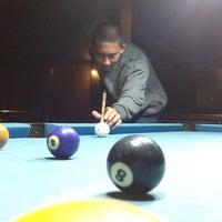 Photo taken at isak billiard by Abdan A. on 9/1/2013