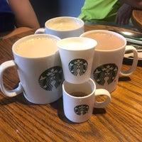 Photo taken at Starbucks by Simon W. on 9/16/2018