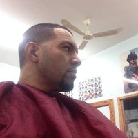 Photo taken at Jayuya Barbershop by C Thomas Walker III on 2/22/2014