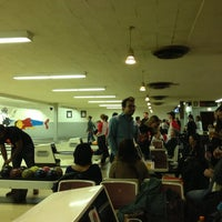Photo taken at Fireside Bowl by Tim A. on 2/20/2013