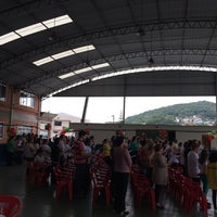Photo taken at Colégio Machado De Assis by LUIZ C. on 9/14/2014