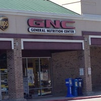 Photo taken at GNC by Dalton B. on 6/10/2013