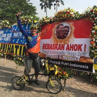 Photo taken at Balai Agung by Ken A. on 5/3/2017