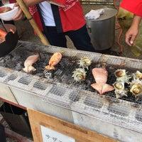 Photo taken at うみえーる長浜 by Minomino A. on 9/30/2017