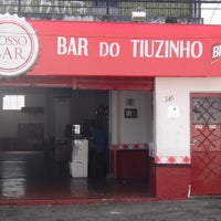 Photo taken at Bar do Tiuzinho by Aline V. on 8/29/2013