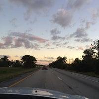 Photo taken at Interstate 95 by Riyadh N. on 12/19/2013