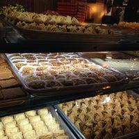 Photo taken at Shatila Bakery & Cafe by Cindi D. on 10/5/2013