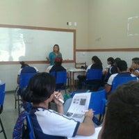 Photo taken at Escola Estadual Ruy Araujo by Reir P. on 8/8/2014