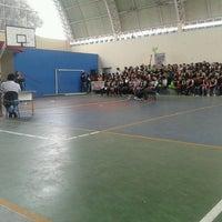 Photo taken at Escola Estadual Ruy Araujo by Reir P. on 3/28/2014