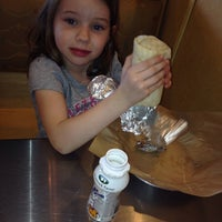 Photo taken at Qdoba Mexican Grill by Vicki S. on 2/12/2014