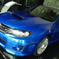 Photo taken at Subaru Greenhills | Motor Image Pilipinas Inc. by Rhae S. on 7/29/2013