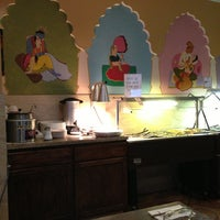 Photo taken at India Palace Restaurant by Alexander W. on 2/26/2013