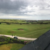 Photo taken at Old Course Hotel Golf Resort & Spa by Kenan B. on 6/5/2017