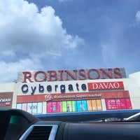Photo taken at Robinsons Cybergate by Gaelle A. on 12/13/2016